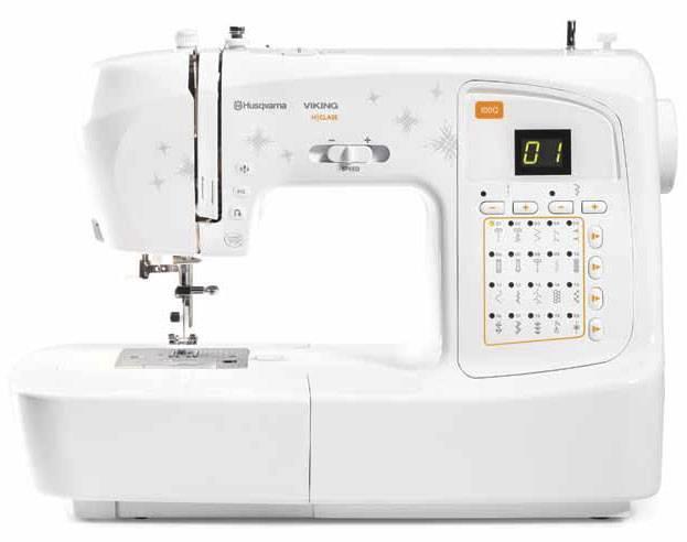 viking husqvarna sewing machine prices