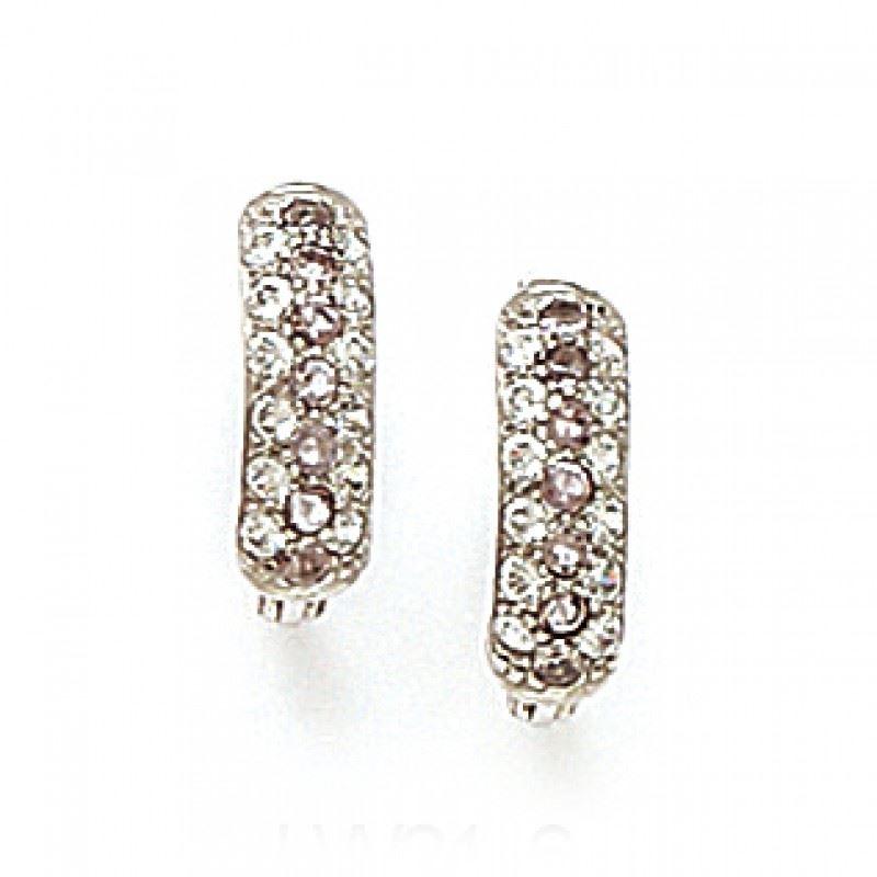 Alexandrite Earrings White Gold 14k White Gold Alexandrite