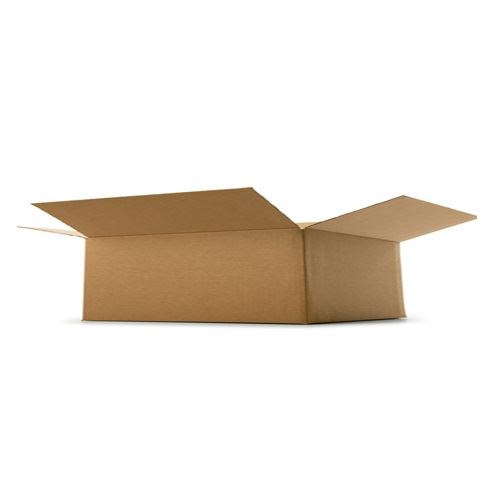 "Single Wall Cardboard Packing Gift Boxes 9 x 6 x 3"" Single Wall B Flute New"