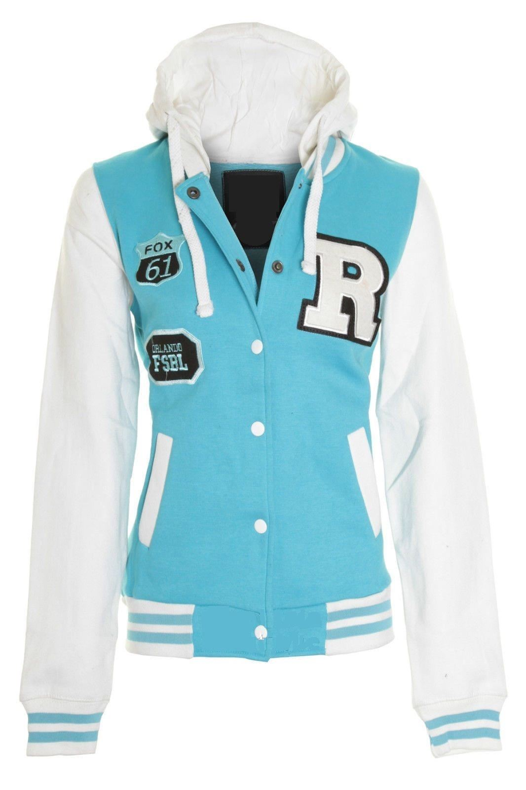 Find great deals on eBay for varsity jacket womens. Shop with confidence.
