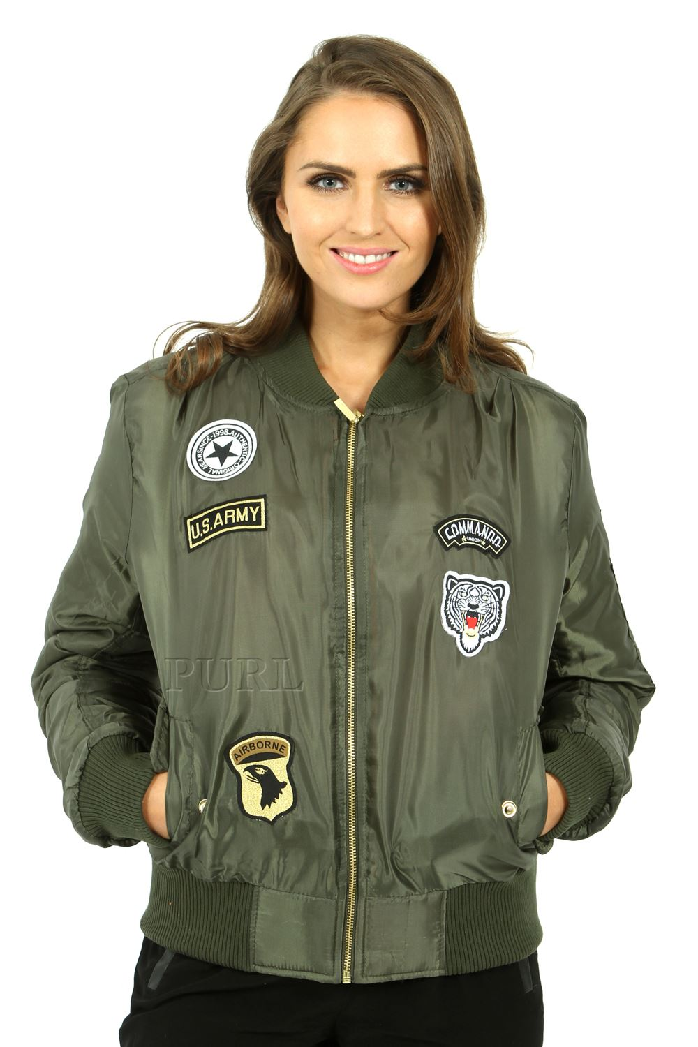 Find womens bomber jackets uk at ShopStyle. Shop the latest collection of womens bomber jackets uk from the most popular stores - all in one place.