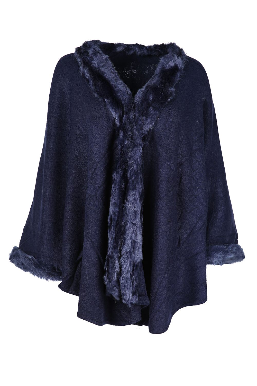 Shop the latest styles of Womens Cape Coats at Macys. Check out our designer collection of chic coats including peacoats, trench coats, puffer coats and more! The Fur Vault Plus Size Fox-Trim Ribbed Mink Fur Cape $5, Now $4,