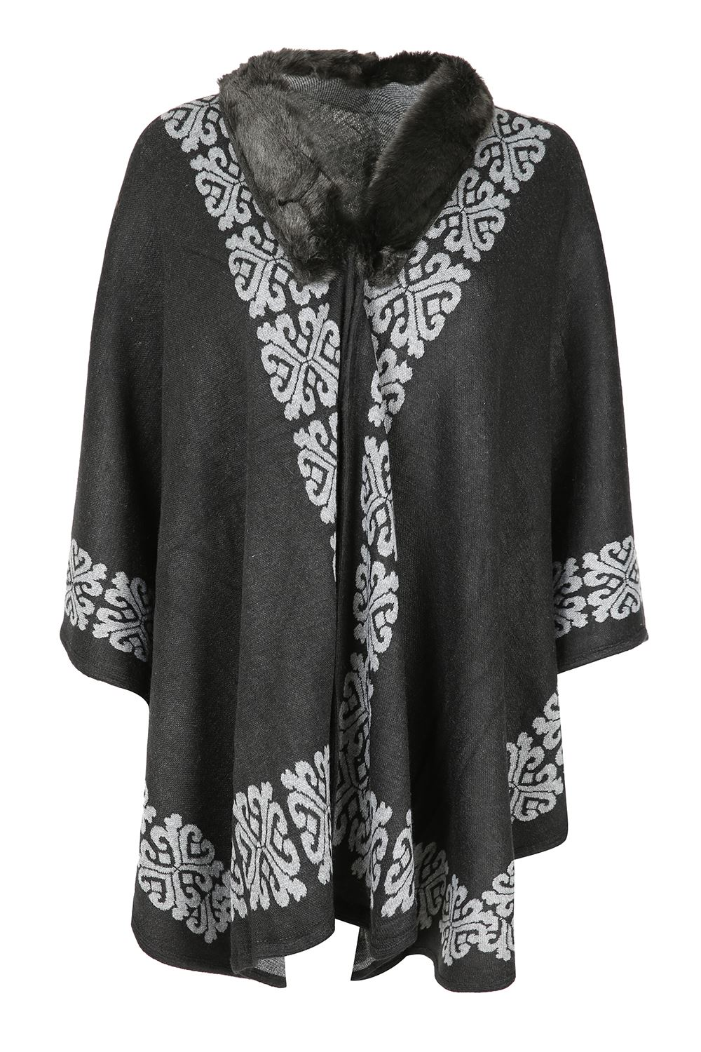 Women's Shawls and Wraps Add warmth to your everyday wear with one of these shawls. These shawls have a fashionable design, keeping you up-to-date with the latest trends.
