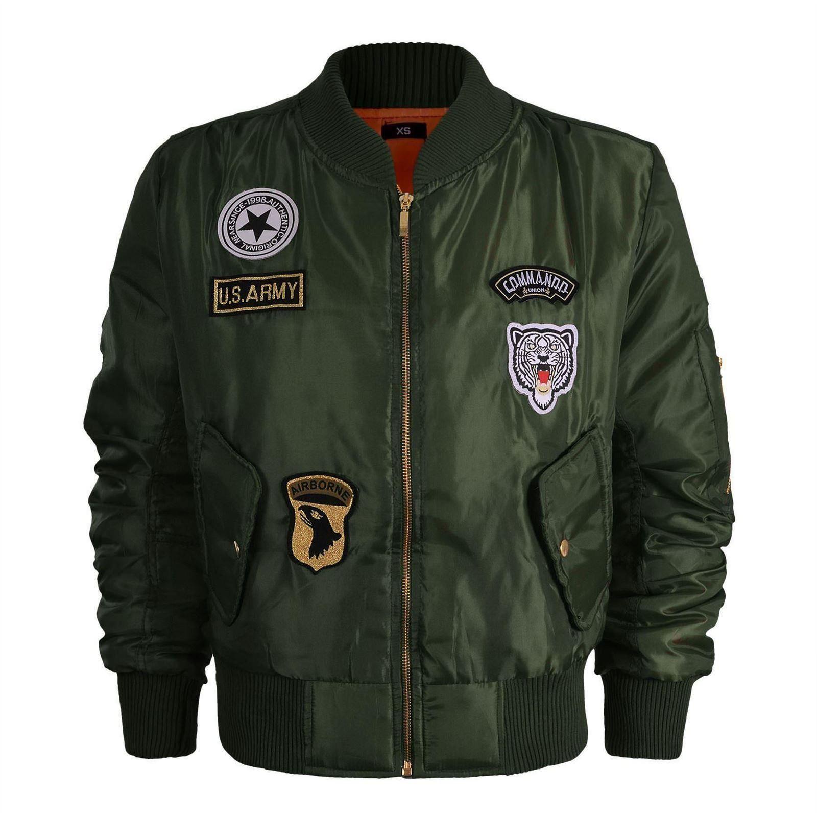 Us Army Bomber Jacket | Outdoor Jacket