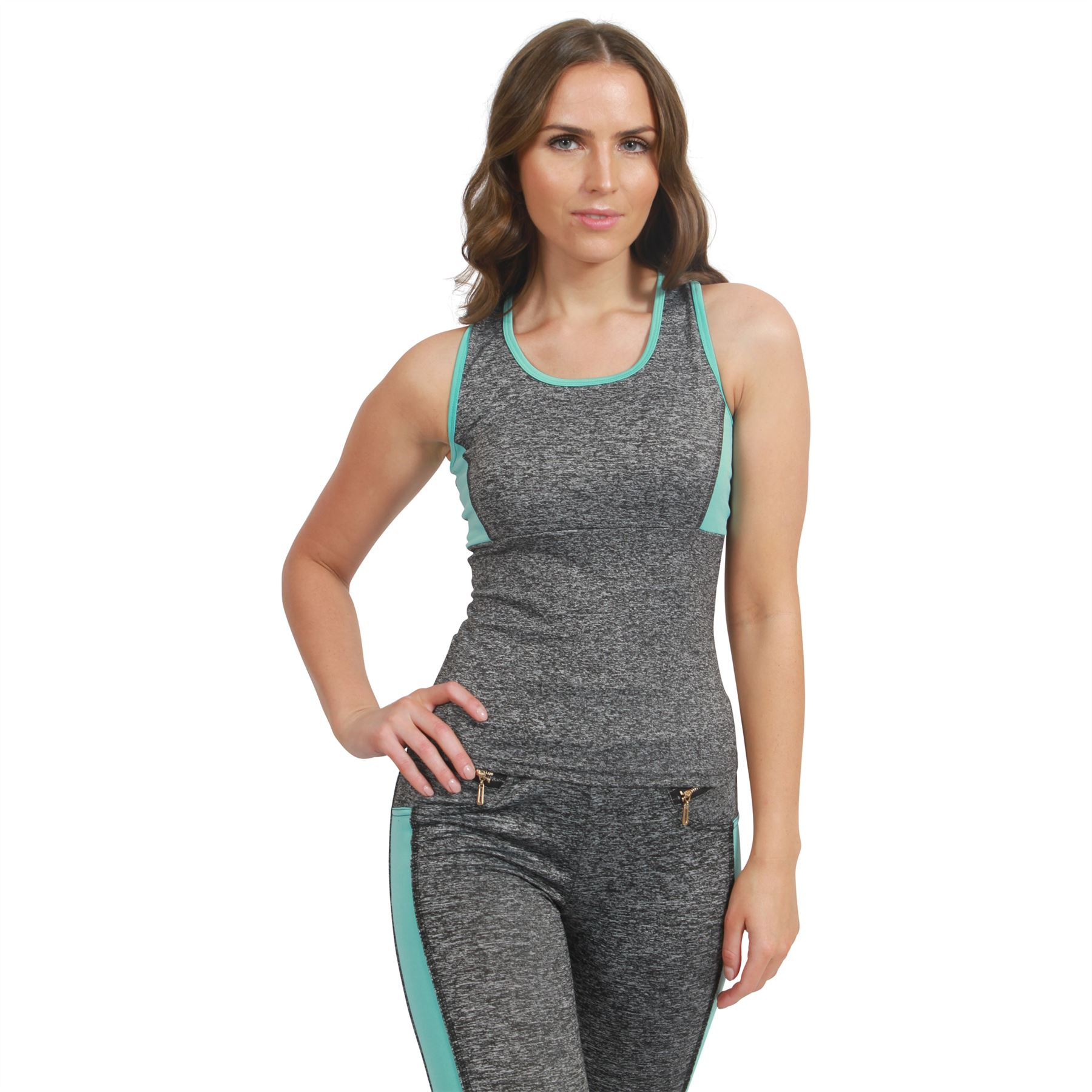 We believe that our women's activewear should look good, feel good, and fit you as well as your street clothes. Our exclusive collection is made up of athleisure pieces perfect for yoga.