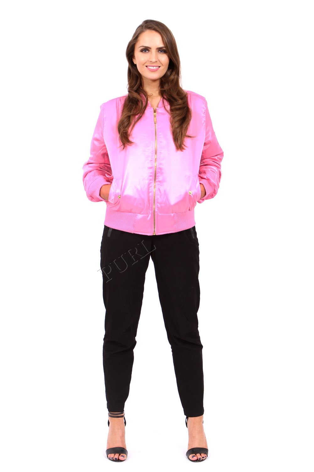 Shop for pink plus size jackets & coats and other women's plus size apparel products at more. Browse our women's plus size apparel selections and save today. To join them you'll need this Grease Plus Size Pink Ladies Jacket. Then you'll fit right in.