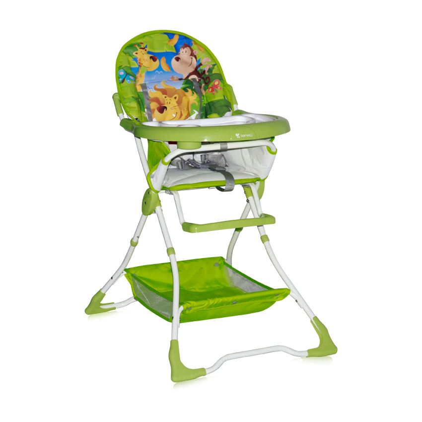 Lorelli bravo baby feeding high chair seat folding toddler for Kids chairs for boys