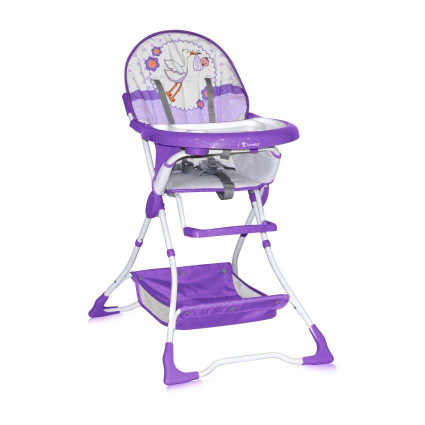 LORELLI BRAVO BABY FEEDING HIGH CHAIR SEAT FOLDING TODDLER INFANT CHILD BOY G