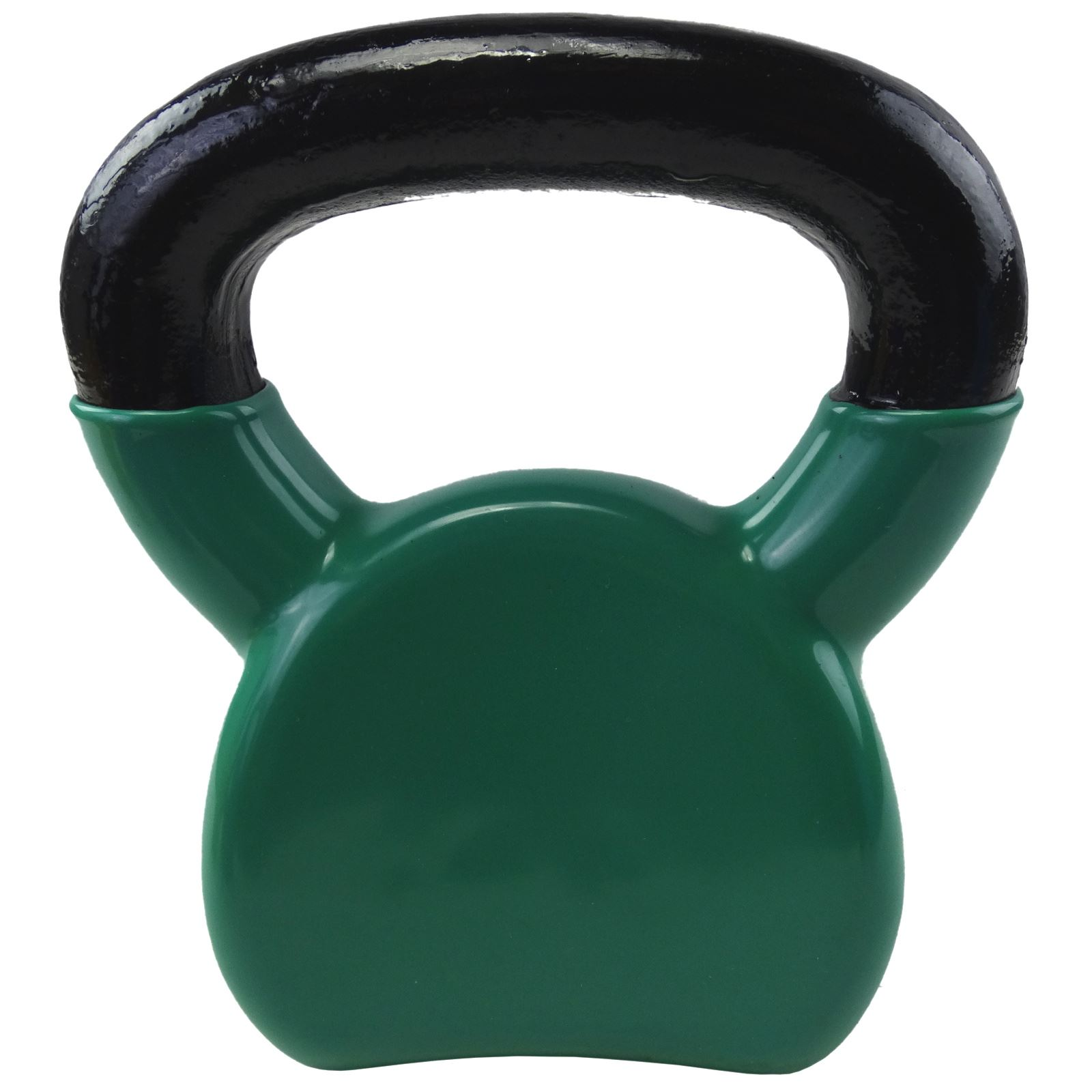 Kettlebell Courses Home: Light Weighted Vinyl Kettlebells Home Gym Training Fitness
