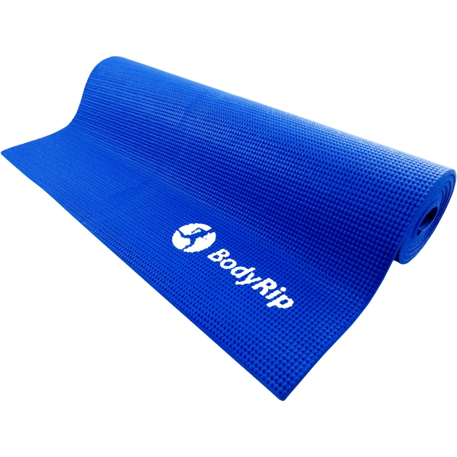 bodyrip thick foam yoga pilates gym mat 6mm the more you buy the less you pay ebay. Black Bedroom Furniture Sets. Home Design Ideas