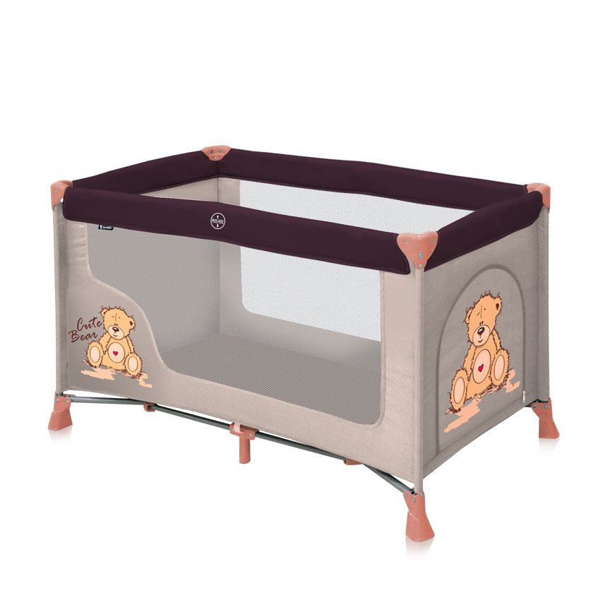 New Baby Nanny Travel Cot Bed Play Pen Yard Child Infant