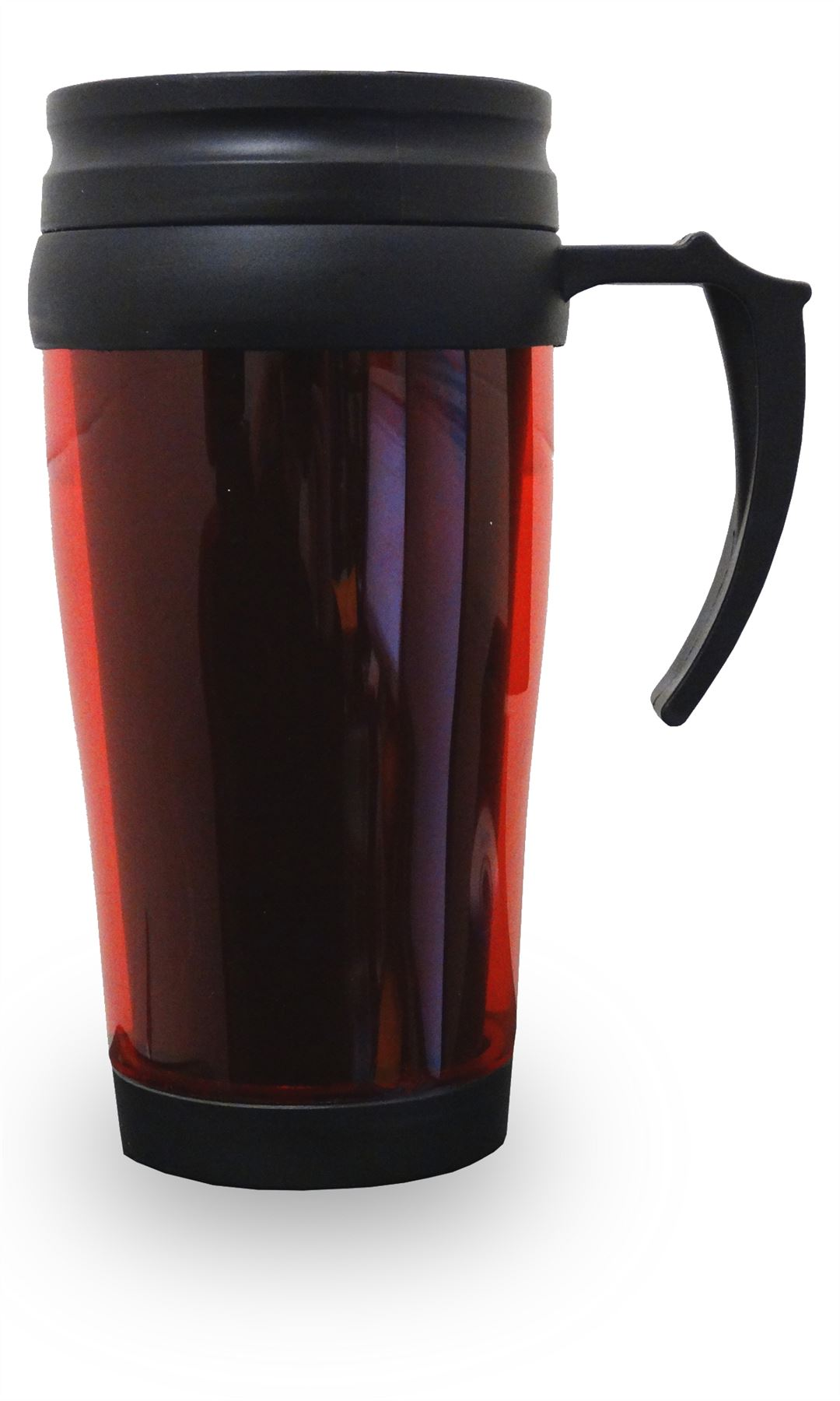 Cup With Lid : Insulated thermal travel coffee mug flask cup removable