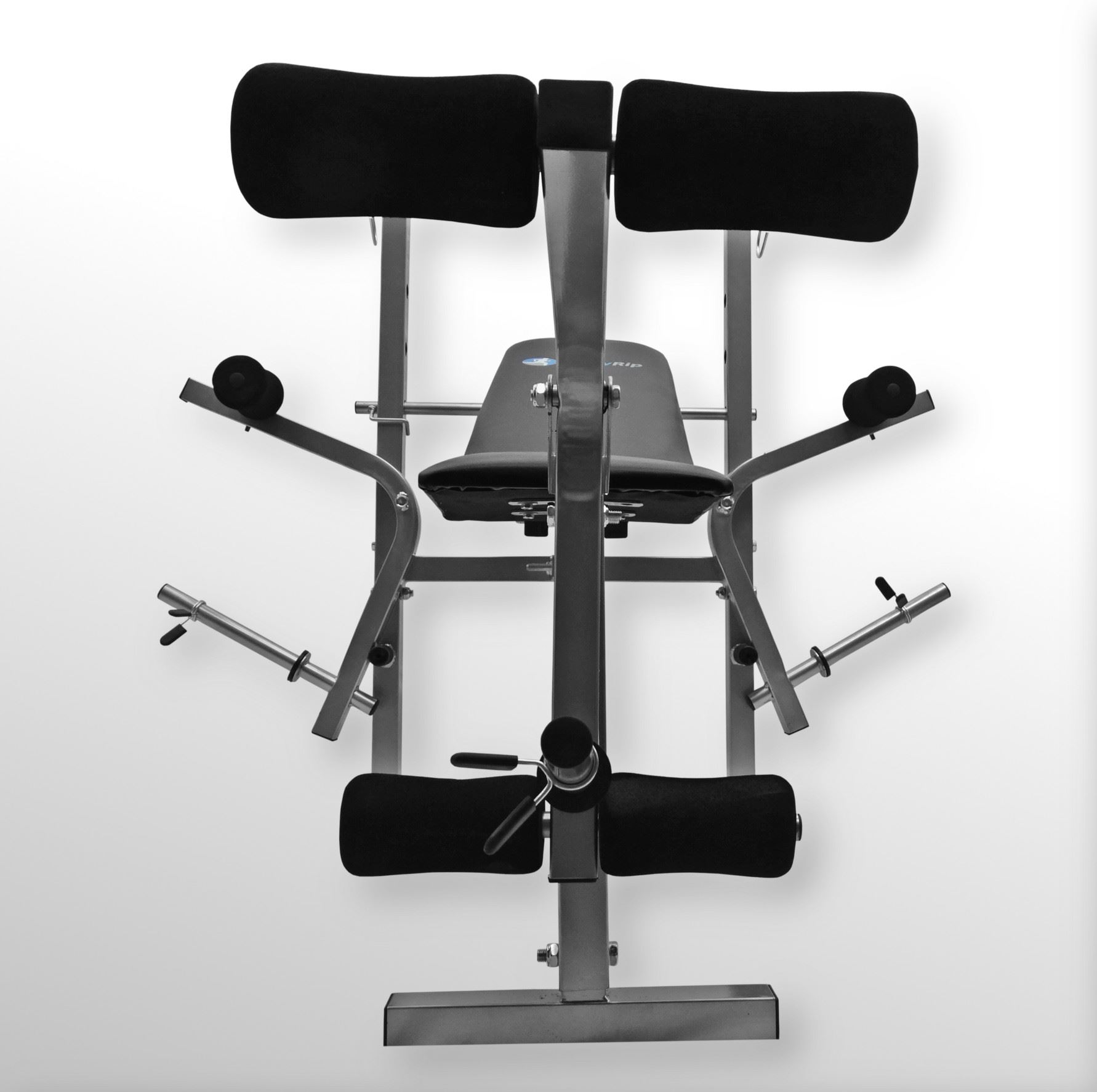 Bodyrip Easy Folding Weight Bench Weight Rack Incline Decline Home Gym Equipment Ebay