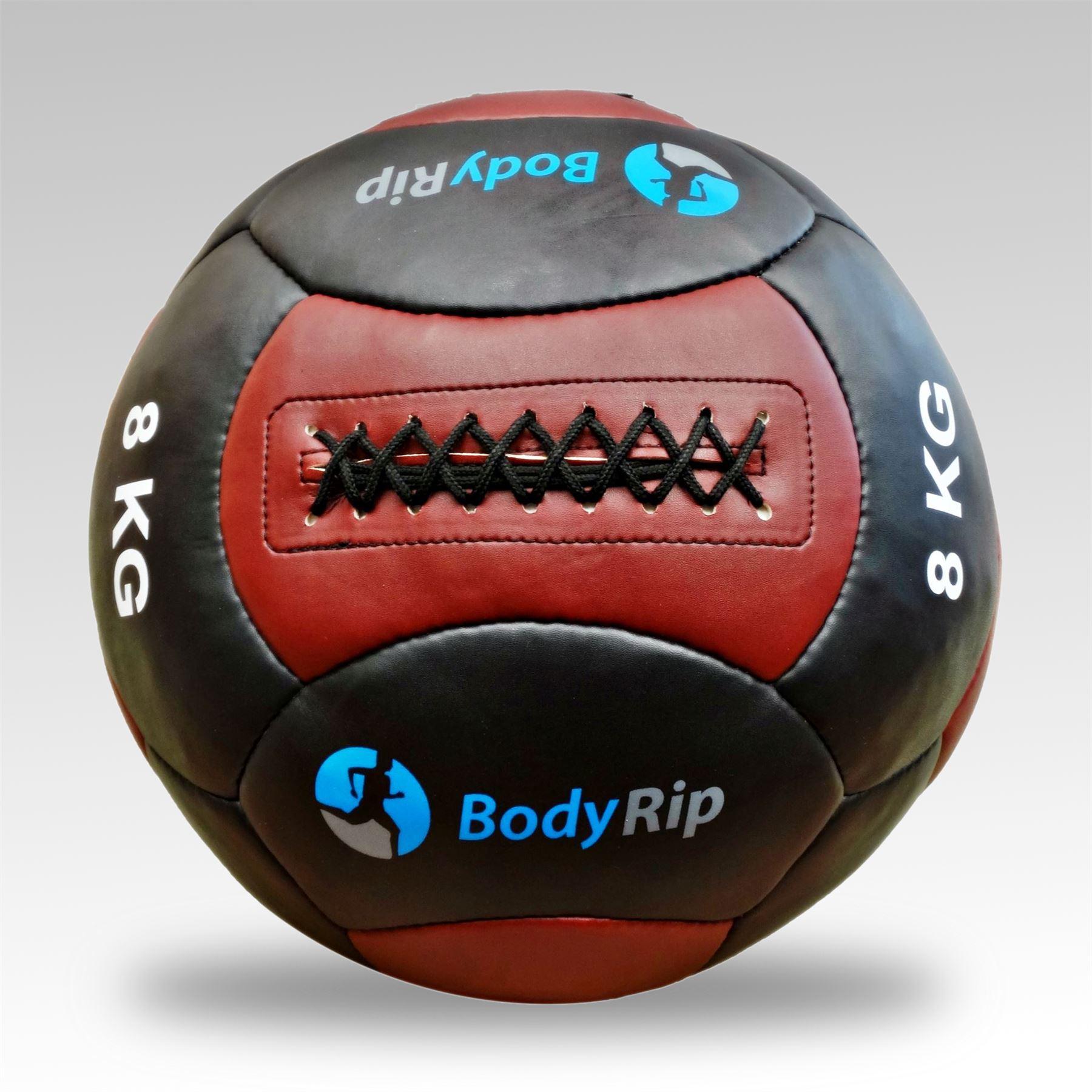 BodyRip Medicine Wall Ball Crossfit Strength Gym Fitness ...