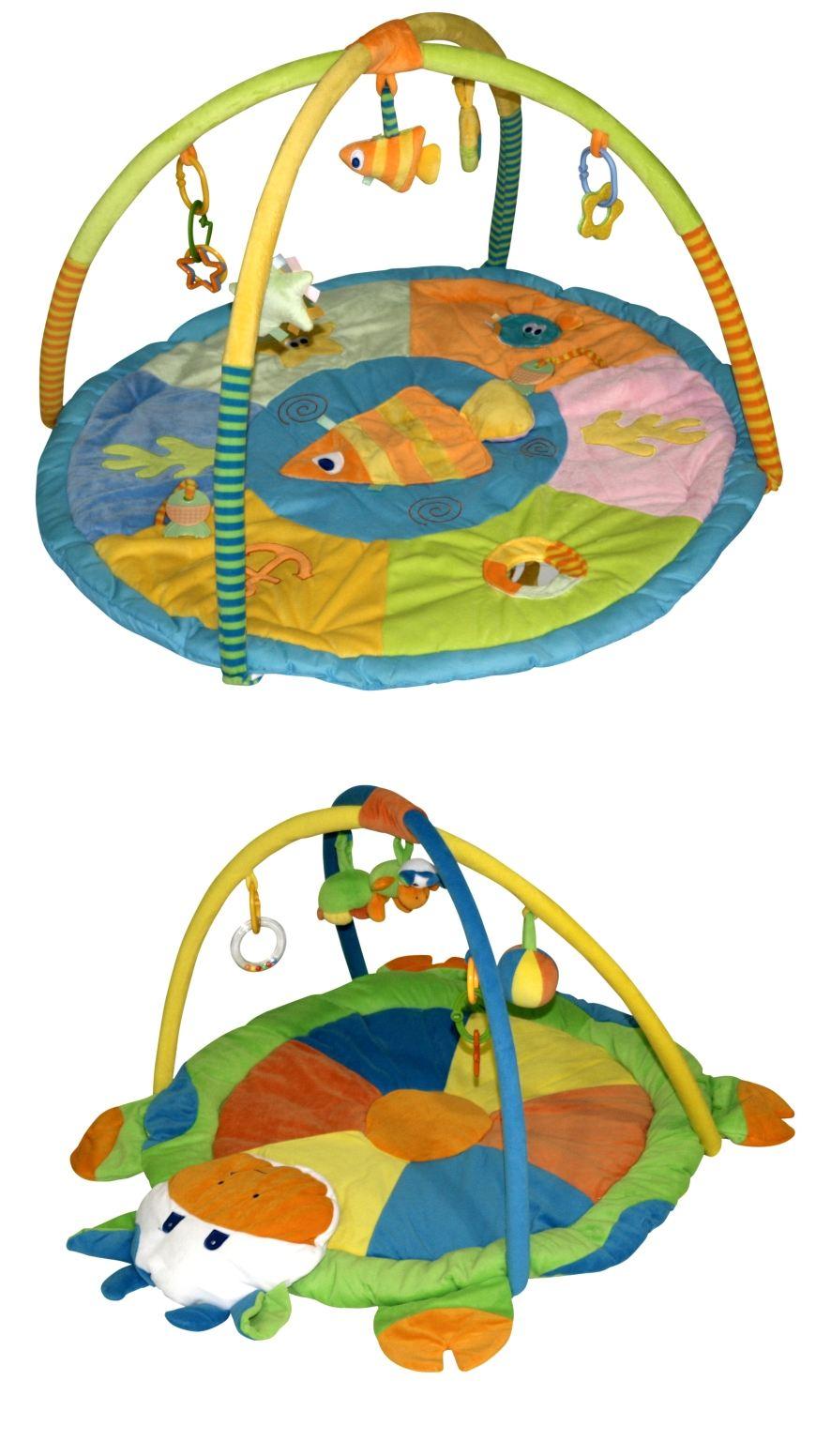 LORELLI-BABY-ACTIVITY-PLAYMAT-PLAY-MAT-GYM-FLOOR-CHILD-KID-CREATIVITY-TOYS-FUN