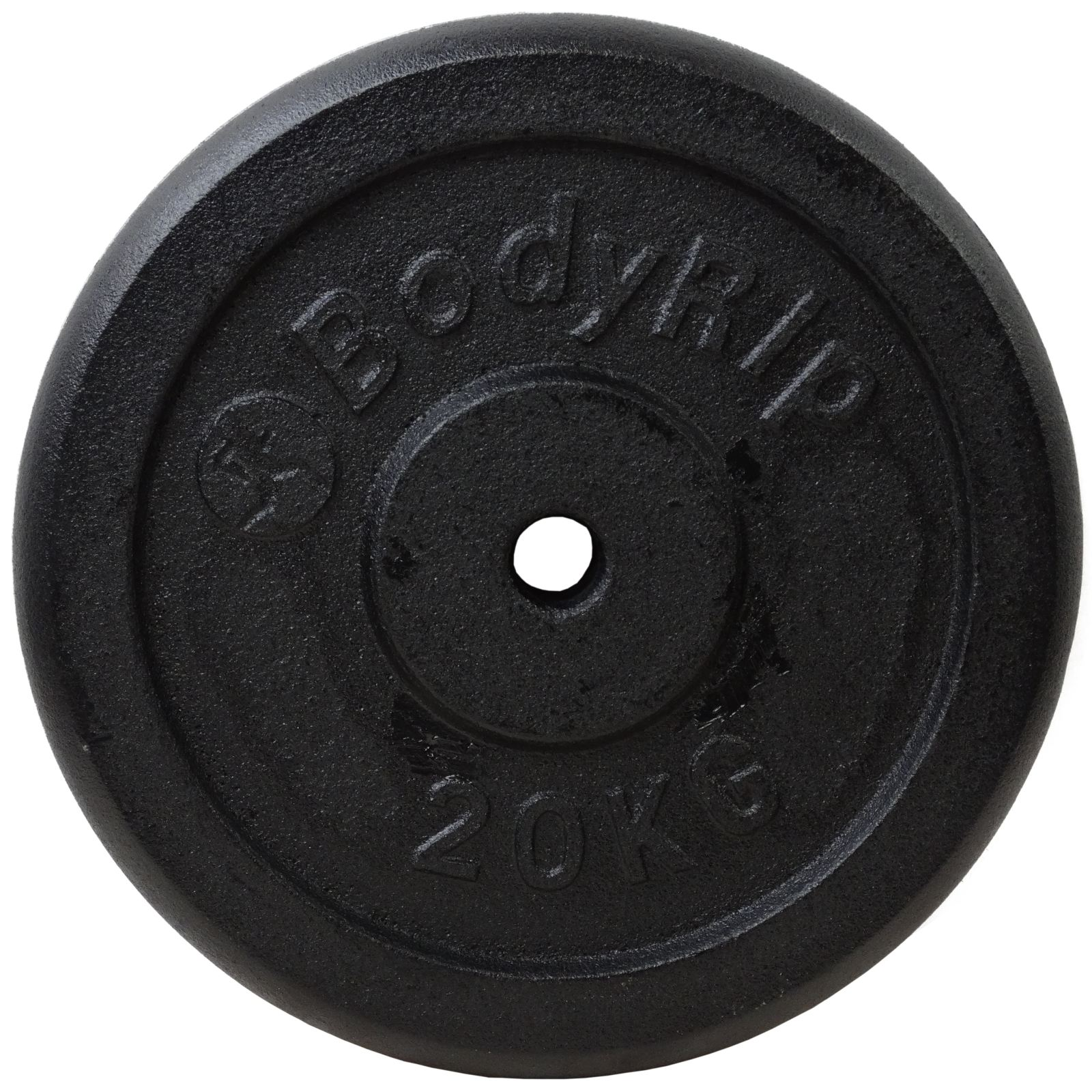"""Primal Strength Rebel Commercial Fitness Premium Cast: Standard Weight Plates Discs 1"""" Gym Training Fitness"""