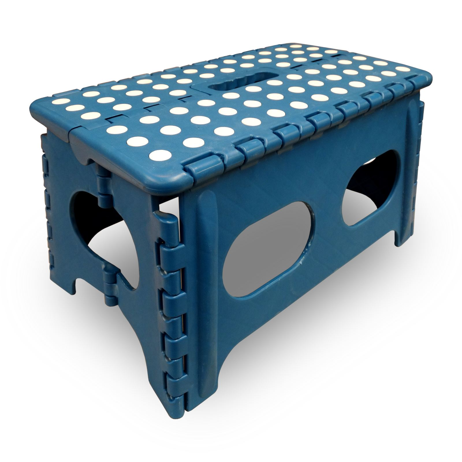 Extra Wide Multi Purpose Folding Step Stool Foldable Easy