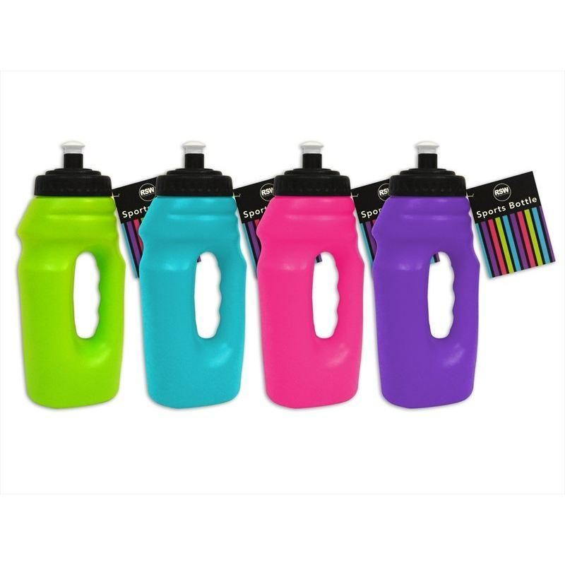 BUY-1-GET-1-FREE-700ml-NAVY-SPORTS-WATER-DRINKS-PLASTIC-BOTTLE-FITNESS-GYM-TRAIN