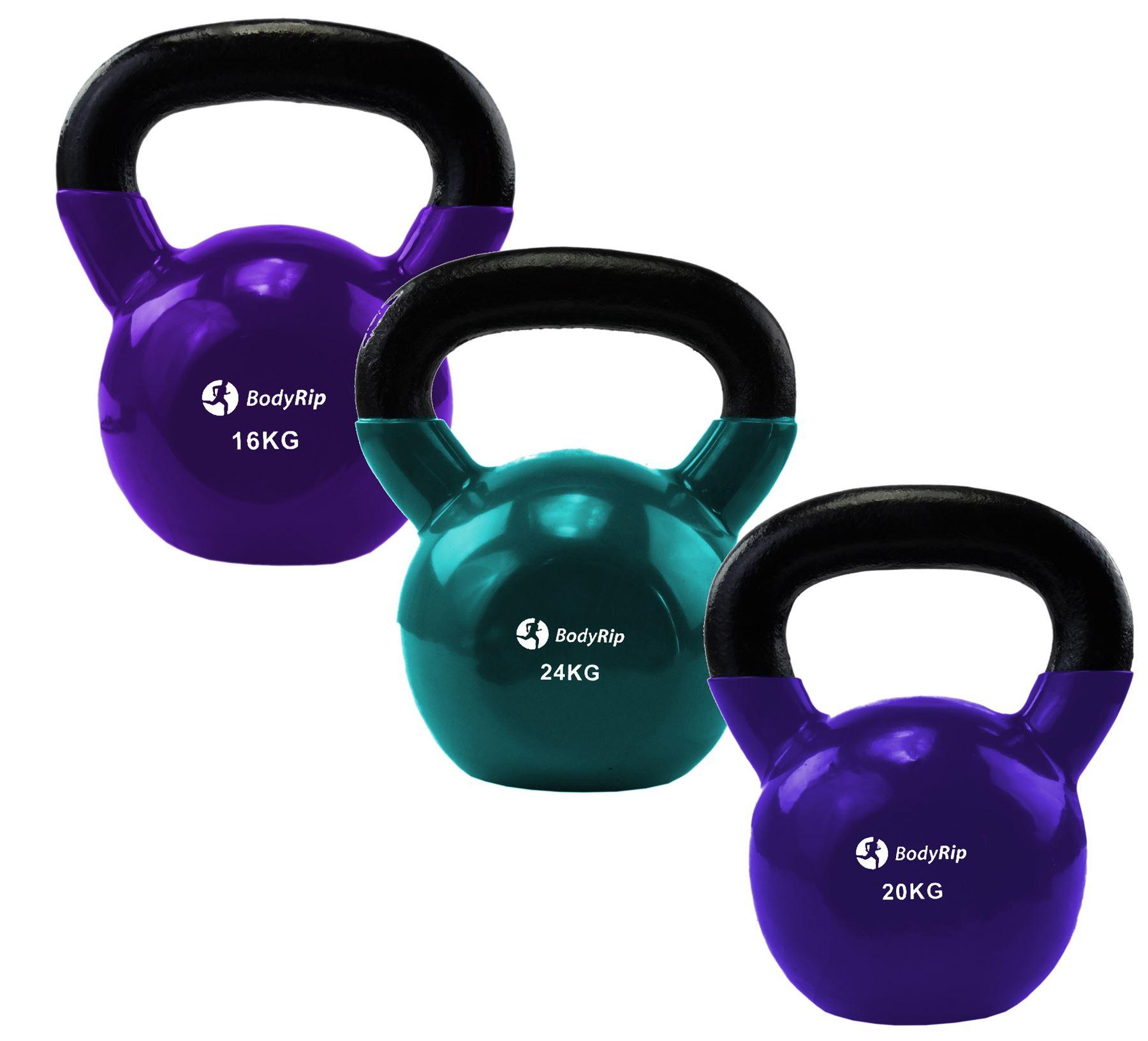 Kettlebell Kickboxingkettlebell: Cast Iron Kettlebell Weights Kettle Bell Workout Fitness