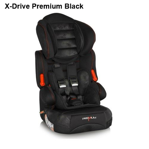 NEW-X-DRIVE-PREMIUM-CAR-SEAT-BOOSTER-SAFETY-SAFE-CHILD-INFANT-BOY-GIRL-9-36-kg