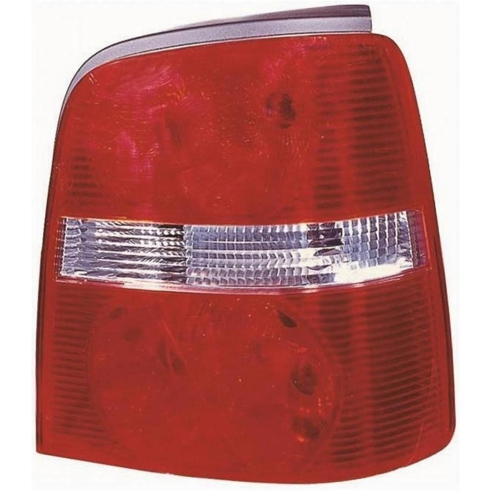 vw touran mk1 2003 10 2006 rear tail lamp light drivers. Black Bedroom Furniture Sets. Home Design Ideas