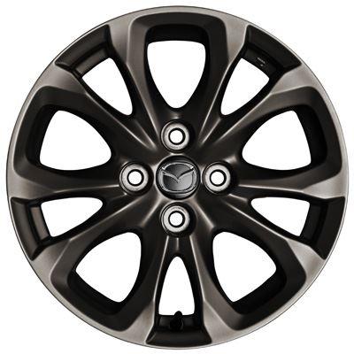 Genuine Mazda 2 15 Inch Alloy Wheel D09vv3810 Ebay