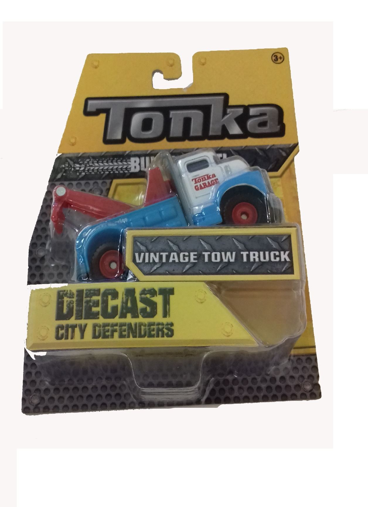 Tonka Diecast City Offenders Vintage Tow Truck #08226