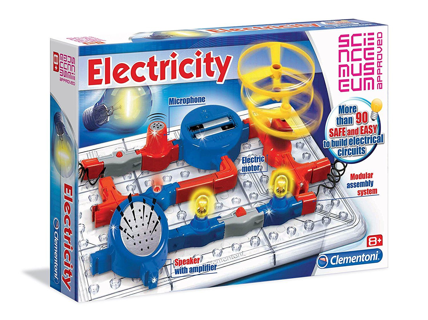Clementoni Science & Play Electricity #61077