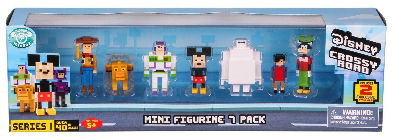 Disney Crossy Road Mini Figurine 7 Pack #71007