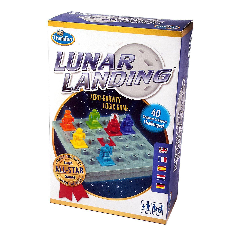 Think Fun Lunar Landing Logic Game #6802