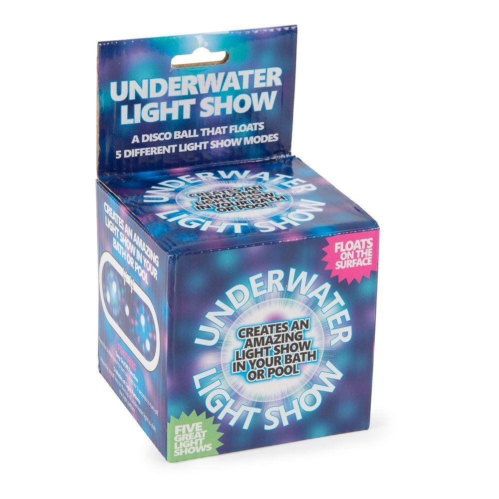 Funtime Underwater Light Show