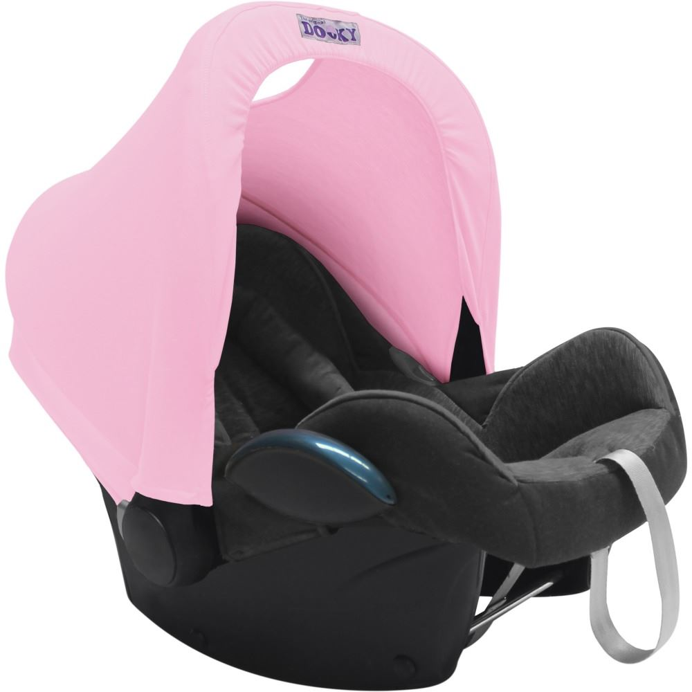 Dooky Hoody Replacement Infant Car Seat Hood Baby Pink