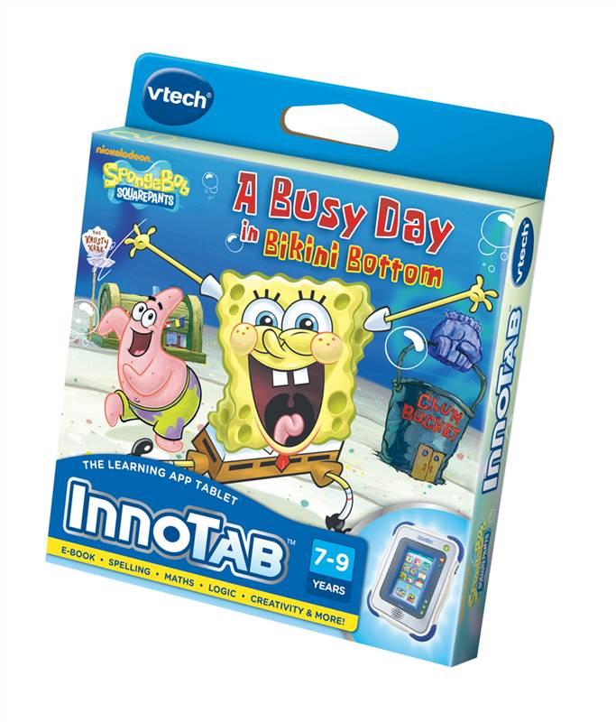 Vtech Innotab Spongebob