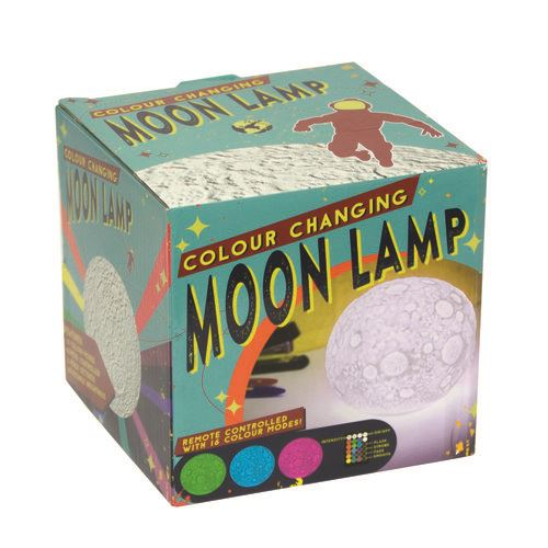 Fizz Creations Colour-changing Moon Lamp