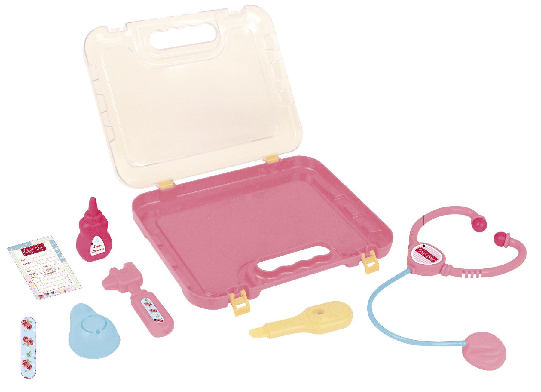 Cosy Village Medic Set Pink