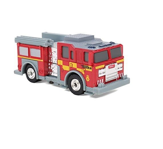Tonka Diecast First Responders Fire Engine #08222