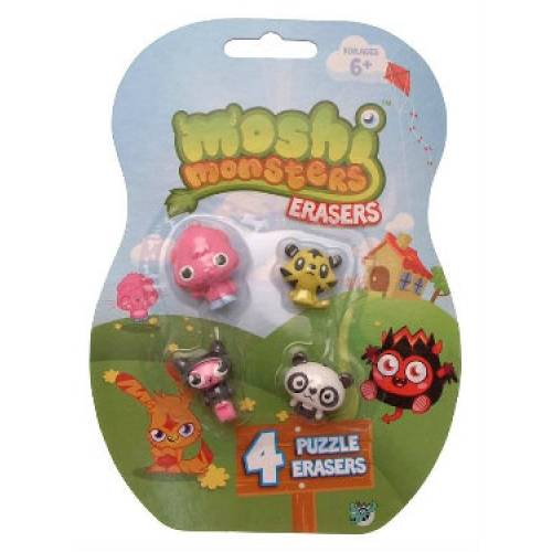 Moshi-Monsters-Collectible-Puzzle-Erasers-dismantle-and-re-make-NEW
