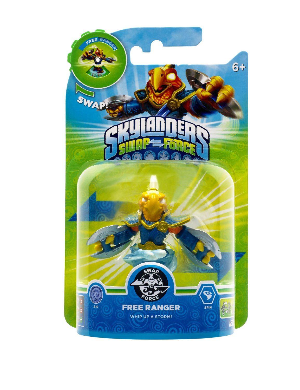 Skylanders Swap Force Swapable Figure Free Ranger - Whip Up A Storm