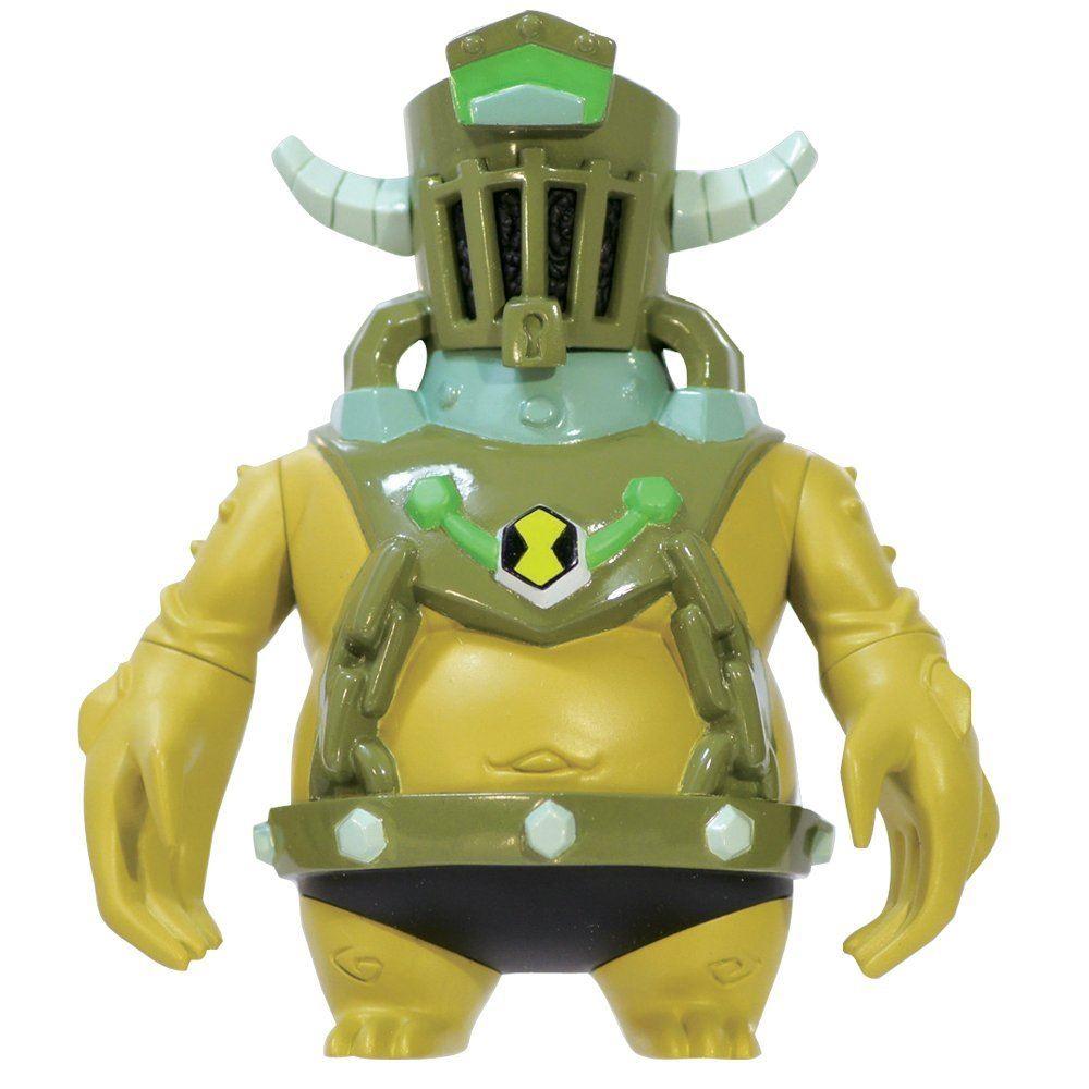 Ben 10 Omniverse Galactic Monsters 10cm Figures, 4 To ...