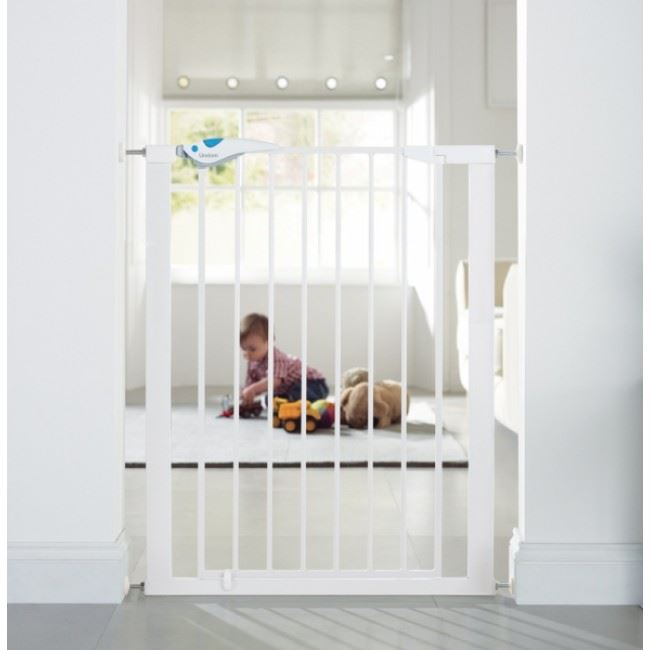Lindam Easy Fit Plus Deluxe Tall No Drill Pressure Fit Safety Gate
