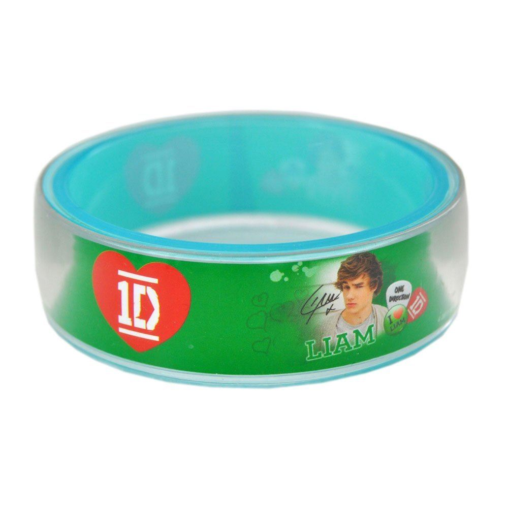 One Direction Bangle Liam Green