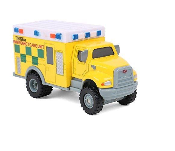 Tonka Diecast First Responders Ambulance #08227