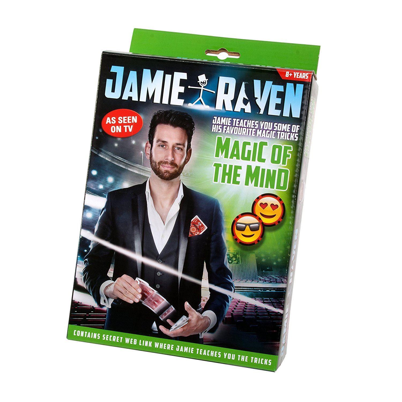Jamie Raven Magic Of The Mind #6645