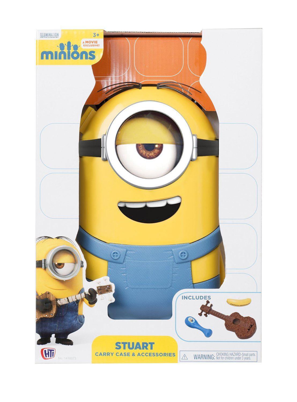Minions Stuart Carry Case & Accessories