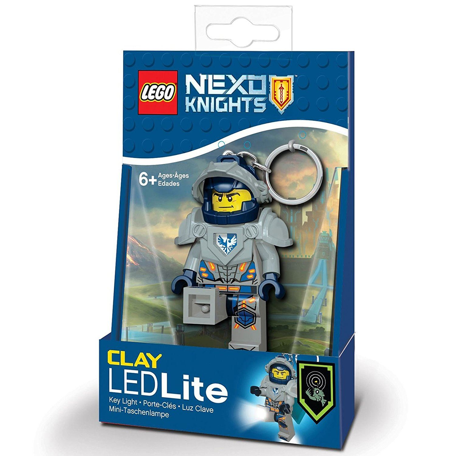 Lego Nexo Knights (clay) Key Light #31219