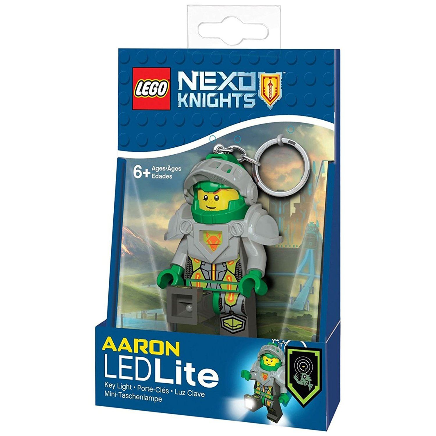 Lego Nexo Knights (aaron) Key Light #31202