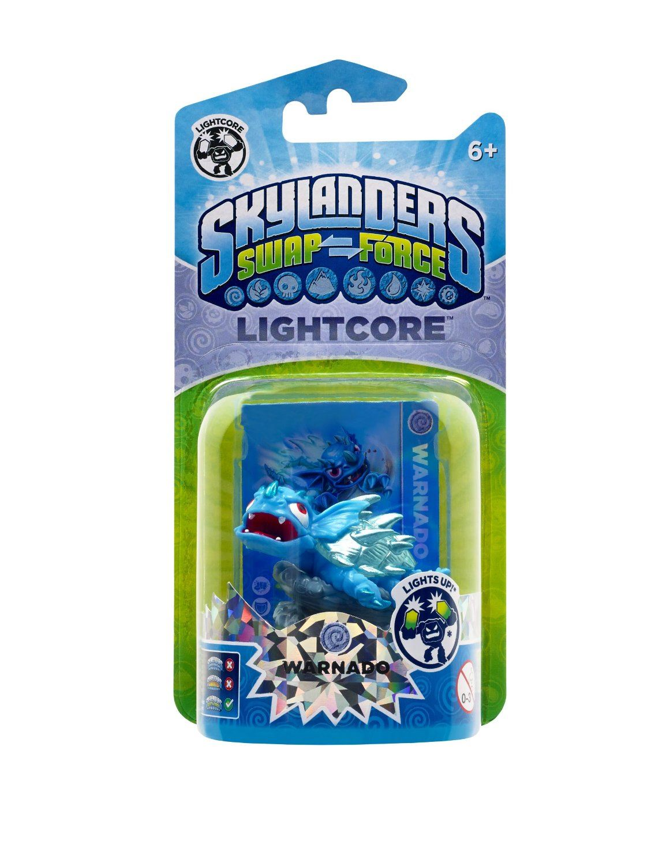 Skylanders Swap Force Lightcore Figure Warnado