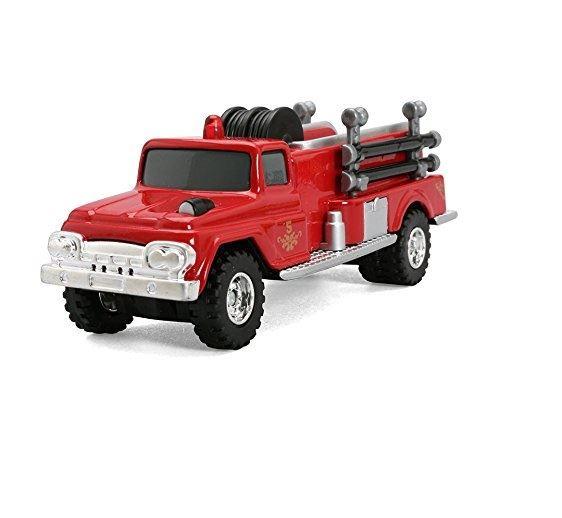 Tonka Diecast First Responders Vintage Fire Pumper #08231