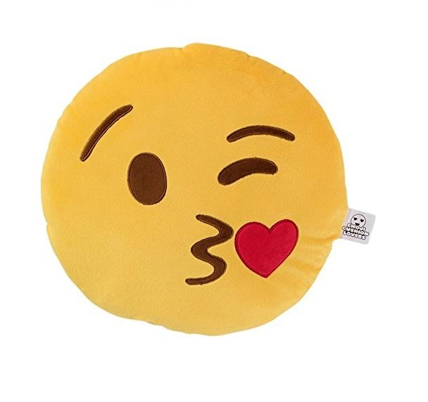 Emoji Cushions - Love Wink
