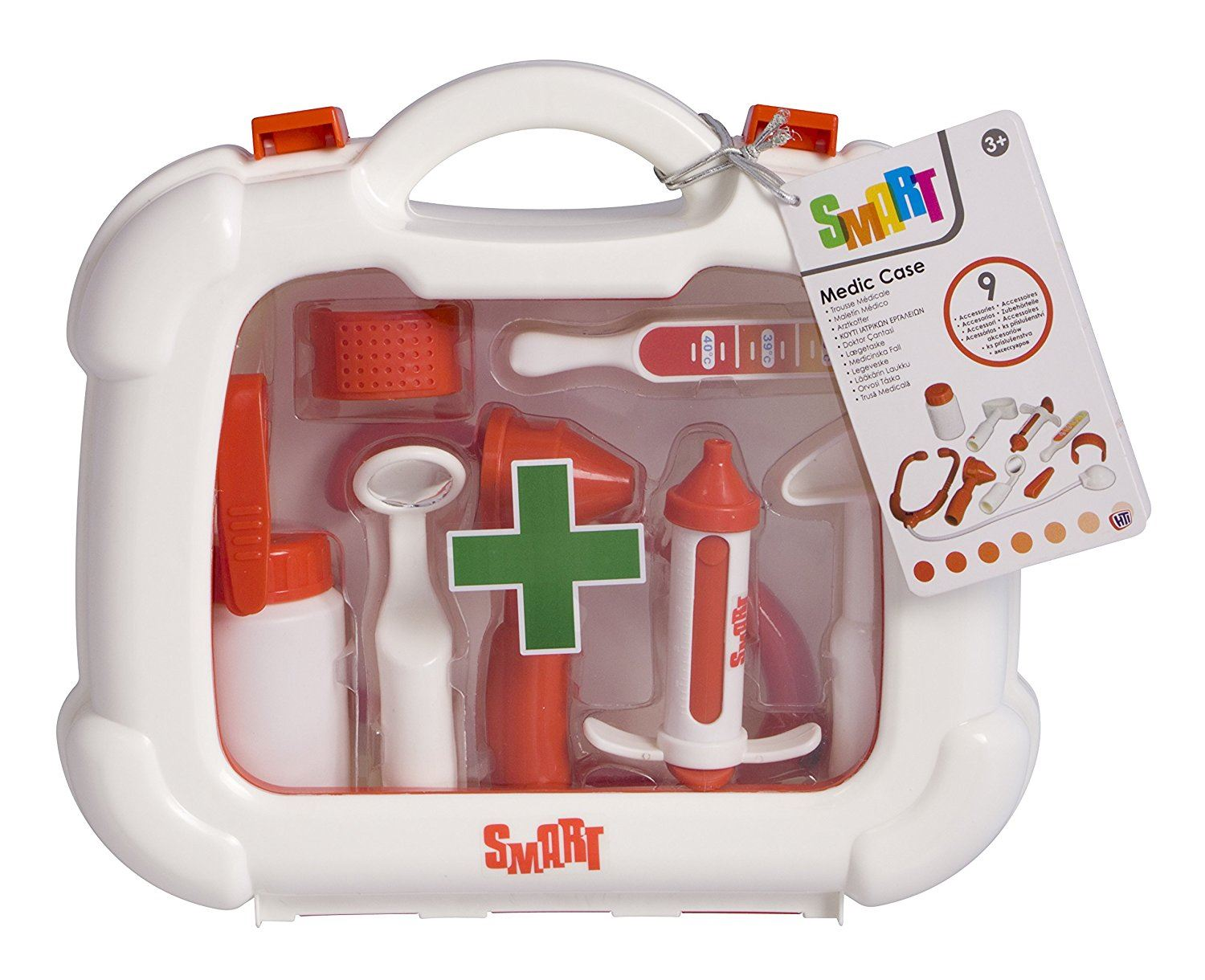 Smart Medic Case With Accessories #1684092